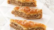 Quick Crescent Baklava Recipe