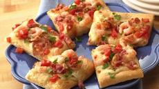 Shrimp and Pancetta Pizza Recipe