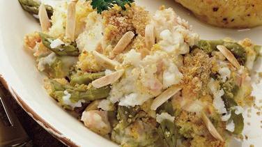 Crunchy-Topped Asparagus