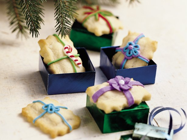 Holiday Package Cookies