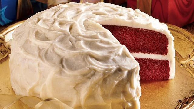 Quick Red Velvet Cake