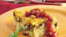Tex-Mex Sausage and Egg Bake Recipe
