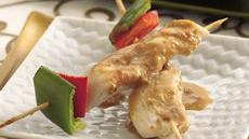 Chicken Sat with Spicy Peanut Sauce Recipe