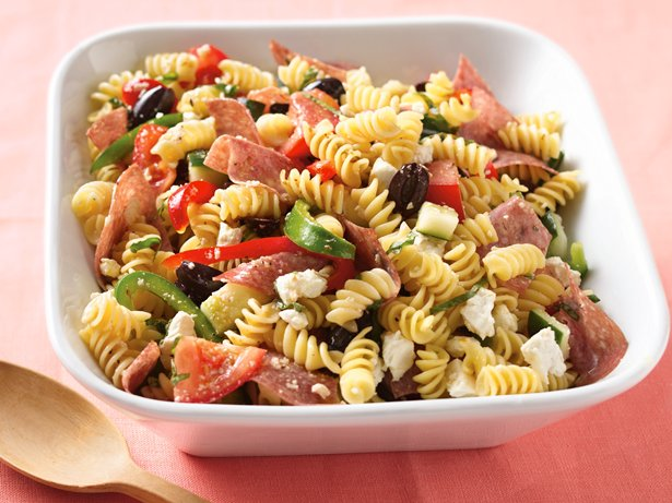 Greek-Style Pasta Salad