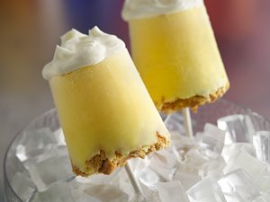 Lemon Meringue Pie Pops