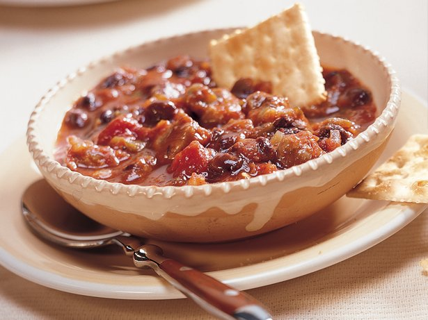 Easy Pork Chili