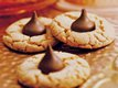 Peanut Butter-Chocolate Candy Cookies
