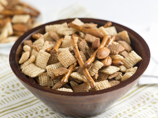 Smoky Chex Mix