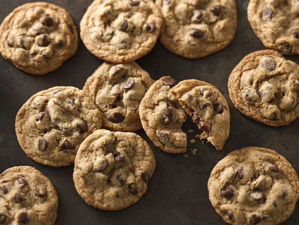 more delicious than a warm, chewy chocolate chip cookie. Using whole ...
