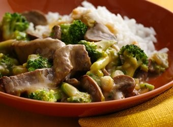 Easy&#32;Broccoli&#32;and&#32;Beef&#32;Stir&#32;Fry