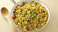 Quinoa Succotash Recipe