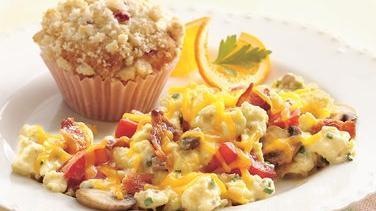 Slow-Cooker Make-Ahead Scrambled Eggs