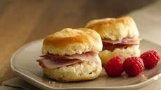 Country Ham Biscuits Recipe