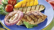 Grilled Chicken and Vegetables Recipe