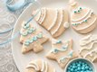 Porcelain Cookies