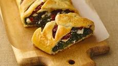 Tuscan Splendor Spinach Braid Recipe