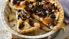 Cookie and Caramel Ice Cream Pie Recipe