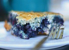 Blueberry Oatmeal Cake recipe - from Tablespoon!