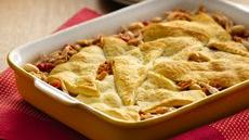 Chicken-Chili Crescent Bake Recipe