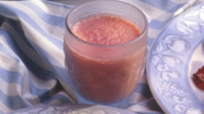 Strawberry-Mandarin Smoothie