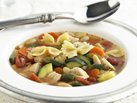 Healthified Chicken Minestrone Soup