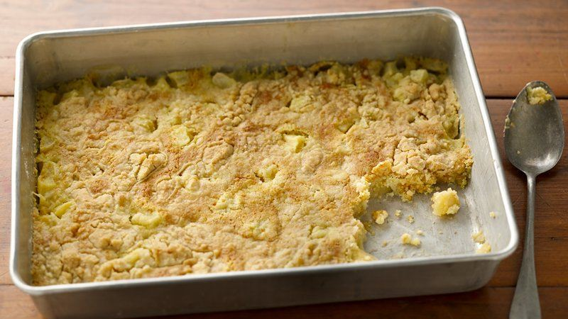 Betty Crocker Dump Cake Apple
