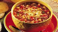 Tasty Taco Soup Recipe