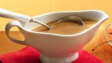 Savory Turkey Gravy Recipe