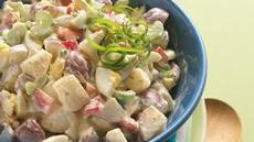 Creamy Marinated Potato Salad Recipe