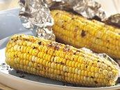Cilantro Grilled Corn