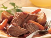 Slow Cooker Southwestern Pot Roast