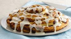 Giant Cinnamon Roll Recipe
