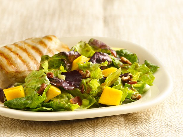 Mango-Pecan Salad