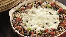 Italian Beef and Rice Skillet   Recipe