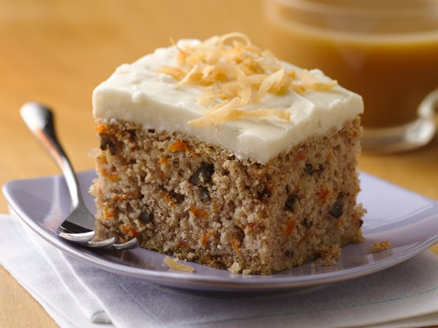 Gluten-Free Carrot Cake recipe from Betty Crocker