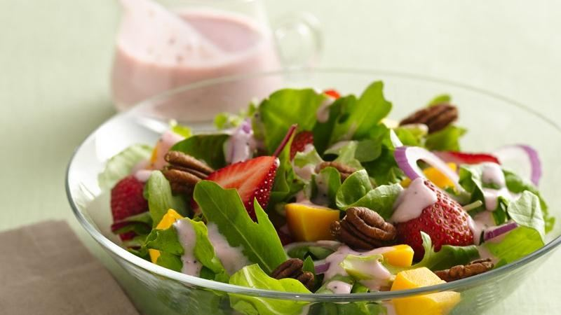 Strawberry Mango Salad