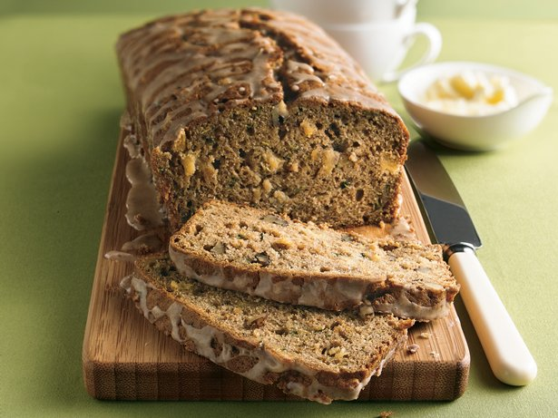 Pineapple Zucchini Bread