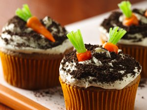Carrot&#32;Cake&#32;Cupcakes