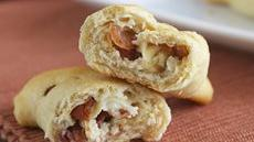 Bacon and Blue Cheese Crescents Recipe