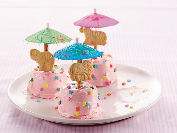 Carrusel Cupcakes