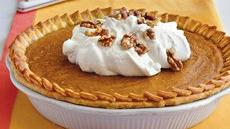 Luscious Layered Pumpkin Pie Recipe