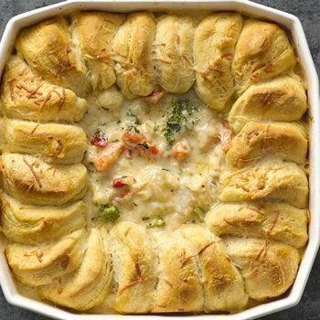 Italian Meatball Hoagie Braids recipe from Betty Crocker