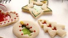 Poppin' Fresh® Stained Glass Cookies Recipe