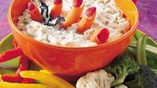 Garden Garbage Dip Recipe