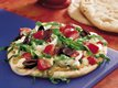 Middle Eastern Pita Pizzas