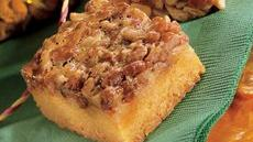 Pecan Toffee Squares Recipe