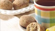 Cinnamon Tea Cakes Recipe