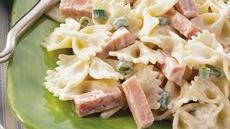 Ham Dijon Pasta Recipe