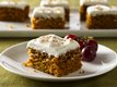 Pumpkin-Ginger Bars