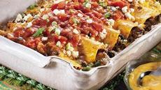 Black Bean Enchilada Casserole Recipe